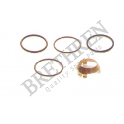 1441237-SCANIA, -SEAL KIT, INJECTOR NOZZLE