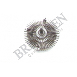6172000322-MERCEDES-BENZ, -CLUTCH, RADIATOR FAN